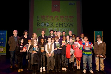Last year's World Book Day launch
