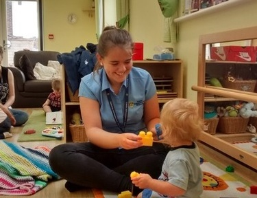 A day in the life of a nursery nurse: a 'rewarding and inspiring ...