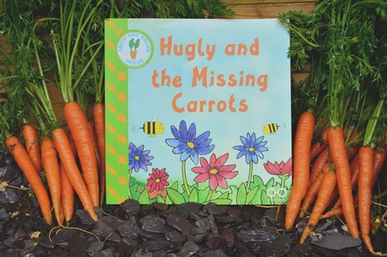 Hugly and the Missing Carrots