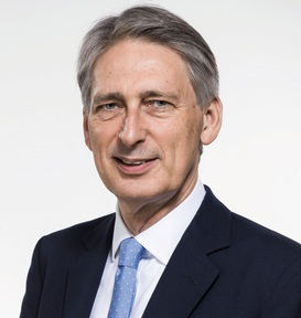 Chancellor Philip Hammond -  Credit: Conservative Party Flickr