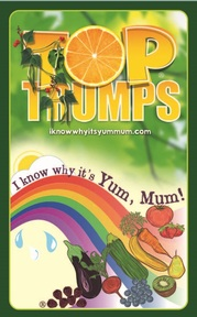 I Know Why It's Yum, Mum! Top Trumps