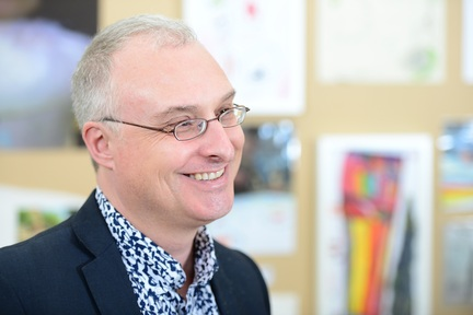 Jan Dubiel, national director of Early Excellence