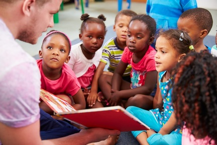 'Love of learning is key', say early years experts  - Credit: Monkey Business Images/Shutterstock.com