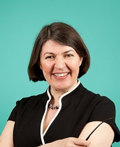 June O'Sullivan, chief executive of London Early Years Foundation (LEYF)