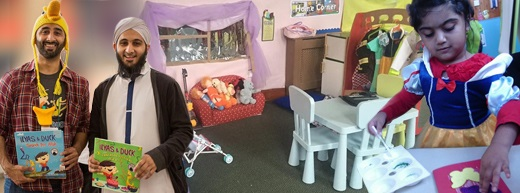 'Swimwear Barbie not banned' says man behind Scotland's first Islamic nursery