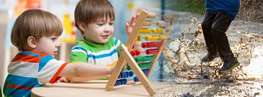 Early years maths: Are we letting our boys down?