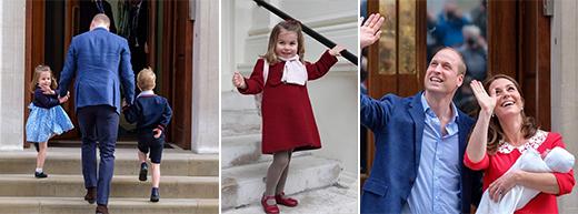 Royal baby: Princess Charlotte warned that new siblings 'cry all night'