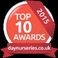 daynurseries.co.uk Top 10 Day Nursery Awards 2015