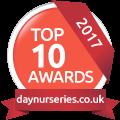 daynurseries.co.uk Top 10 Day Nursery Awards 2017