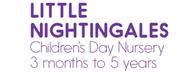 Little Nightingales Day Nursery logo