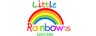 Little Rainbows Daycare logo