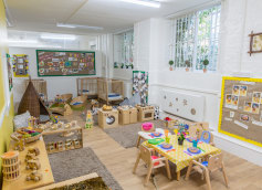 Floral Place Nursery, London, London