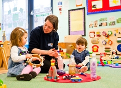 Kiddi Caru Day Nursery London, Earls Court, London, London