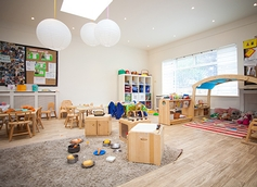 Buttons Day Nursery School (Hanwell), London, London