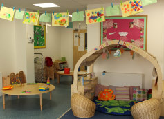 Toad Hall Nursery Chessington, Chessington, London