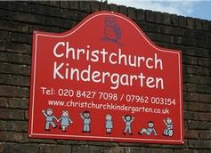 Christchurch Kindergarten @ Harrow, Harrow, London