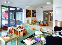 Bright Horizons North Cheam Day Nursery and Preschool, Sutton, London