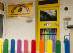 Rainbow Day Nursery Bromley, Bromley, London