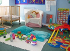 Little Fishes Day Nursery, Bedford, Bedfordshire