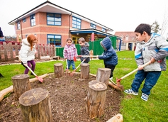 Kiddi Caru Day Nursery Harlow, Harlow, Essex