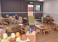 Asquith Southampton Day Nursery, Southampton, Hampshire