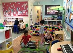 Cherubs Kindergarten, Farnborough, Hampshire