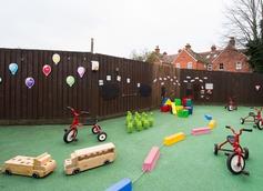 Bright Horizons Basingstoke Day Nursery and Preschool, Basingstoke, Hampshire