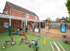 Bright Horizons St Mary's Abingdon Day Nursery and Preschool, Abingdon, Oxfordshire