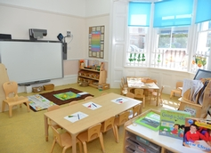 Asquith Royal Earlswood Day Nursery & Pre-School, Redhill, Surrey