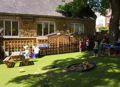 Castle Nursery - South Hill, Guildford, Surrey