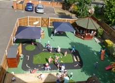 Christopher Robin Day Nursery - London Road (Guildford), Guildford, Surrey