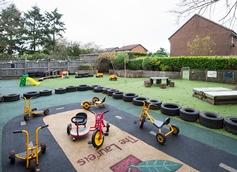 Bright Horizons Caterham The Laurels Day Nursery and Preschool, Caterham, Surrey