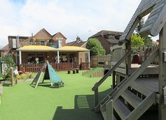 First Steps Nursery, Redhill, Surrey