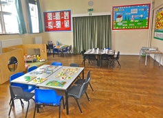 Woldingham Nursery Class, Caterham, Surrey