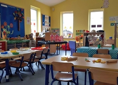 St Thomas-a-Becket Nursery, Eastbourne, East Sussex