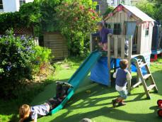 Joyland Nursery, Brighton, East Sussex