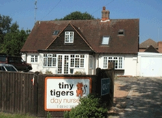 Tiny Tigers Day Nursery Ltd, East Grinstead, West Sussex