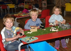 Clarence House Pre-school, Godmanchester, Huntingdon, Cambridgeshire