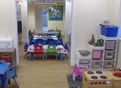 Mama Bear's Day Nursery (Hengrove), Bristol, Bristol