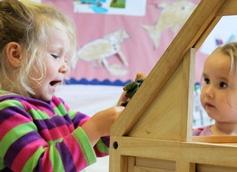 Flying Start Nursery @ Duchy College, Callington, Cornwall