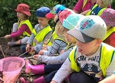 Tops Day Nurseries - Mini Mariners, Taunton, Somerset