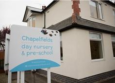 Chapelfields Day Nursery & Pre-school, Coventry, West Midlands