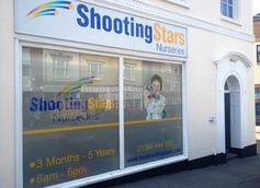 Shooting Stars Nurseries at Stourbridge, Stourbridge, West Midlands