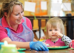 The Co-operative Childcare Walsall Wood Nursery, Walsall, West Midlands