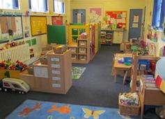 Little Trinity Nursery, Kidderminster, Worcestershire