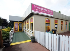 The Co-operative Childcare Burton Upon Trent Nursery, Burton-on-Trent, Staffordshire