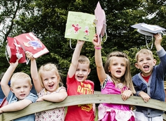 Butterflies Nursery, Stafford, Staffordshire