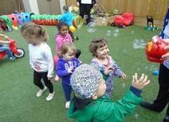 Bizzy Bodz Day Nursery, Stoke-on-Trent, Staffordshire