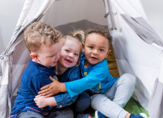 Arbury Day Nursery & Pre-school, Nuneaton, Warwickshire