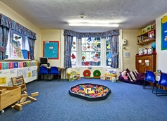 Chuckle Bunnies Day Nursery, Swadlincote, Derbyshire